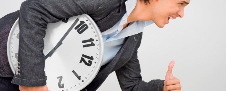 RADIO: Beat the clock! It's good for your health