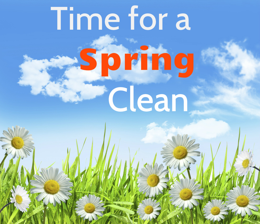 Spring Clean Now It S Good For Your Health